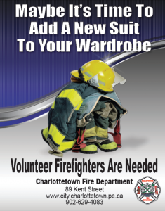 volunteer firefighter recruitment flyers