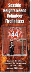 firefighters needed recruitment material volunteer firefighter brochures