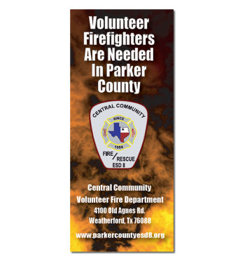firefighters needed volunteer firefighter recruitment flyer brochure